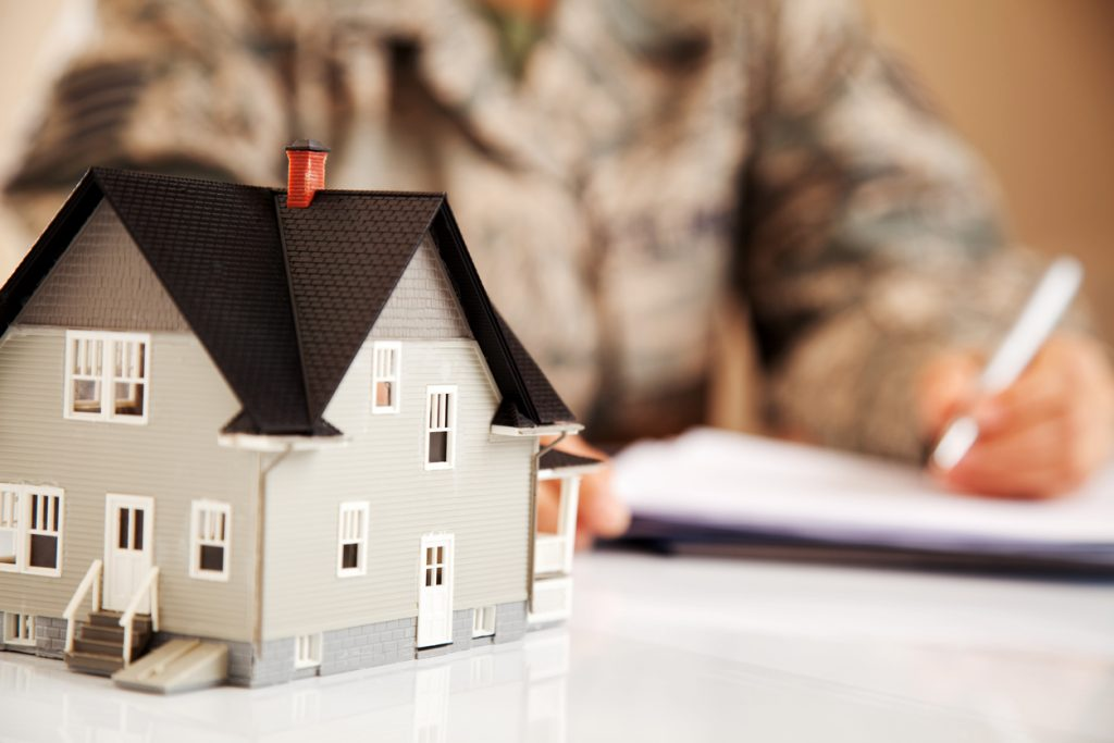 How Buying A Home With A Va Home Loan Works